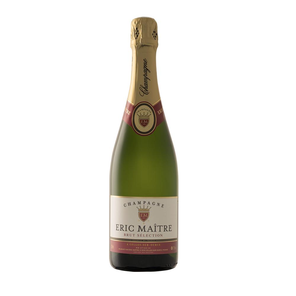 Maison de Champagne Eric Maître